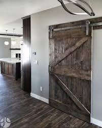 Reclaimed Barn Door Hardware by Reclaimed Hemlock Fir Modern Sliding Theatre Barn Doors Reclaim