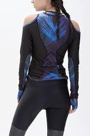 fish sweater shadow fish drop shoulder sweater miss runner