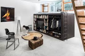 bedroom loft bed for inspiring bed design ideas