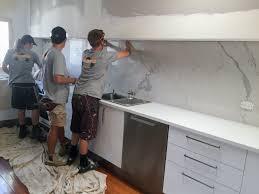 splashback tiles kitchen splashback large tile seq tiling and cladding