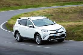 toyota suv review toyota rav4 hybrid suv 2016 review auto express