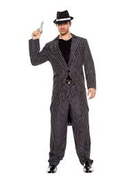 Mens Gangster Halloween Costume Mafia Men Gangster Costume 46 99 Costume Land