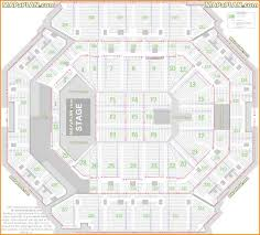 barclays center floor plan barclays center seating chart compliant capture brooklyn 01 detailed