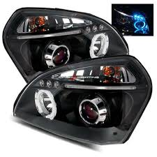 hyundai tucson aftermarket accessories dash z racing lighting aftermarket lights headlights