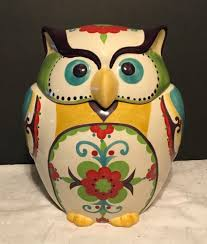 bella owl cookie jar home accents belk support small business