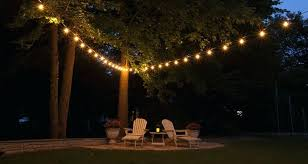 hanging outdoor string lights hanging outdoor string lights little white house blog costco