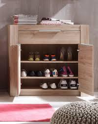 Schlafzimmer Kommode San Remo Garderoben Schuhschrank Eiche Hell Chill4 Designermöbel