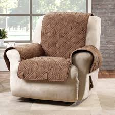 Sure Fit Slipcovers Review Wing Chair Recliner Slipcover Carols