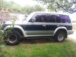 mitsubishi pajero mk2 2 8 turbo diesel 4x4 exceed 1996 7 seater