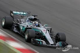 mercedes barcelona f1 test bottas keeps mercedes on top raikkonen crashes