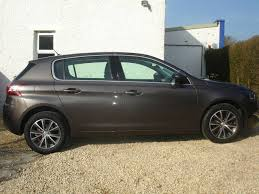peugeot 308 2015 used 2015 peugeot 308 blue hdi ss allure 5dr for sale in
