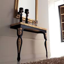Venetian Console Table Italian Designer 2 Leg Wall Mounted Console Table Venetian Home