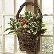 outdoor wreaths country door