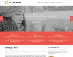 drupal themes latest free drupal responsive themes devsaran