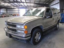 salvage parts 1999 chevy tahoe 4x4 5 7l vortec 5700 4l60e