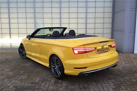 audi convertible 2016 used 2016 audi a3 s3 tfsi quattro 2dr s tronic for sale in