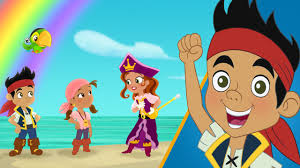 jake land pirates rainbow wand color quest