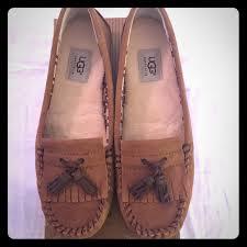 ugg lizzy sale 44 ugg shoes ugg lizzy moccasins chestnut from christen s