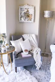 How To Style A Cozy Corner Visions Of Vogue