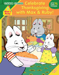 thanksgiving food order online celebrate thanksgiving with max and ruby sticker stories