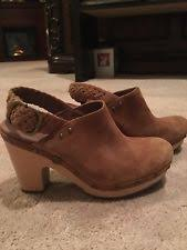 ugg dafni sale ugg australia s mule heels ebay