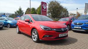 used vauxhall astra sri nav manual cars for sale motors co uk