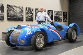 vintage bugatti race car a classic car mystery who owns the real u0027million franc u0027 delahaye