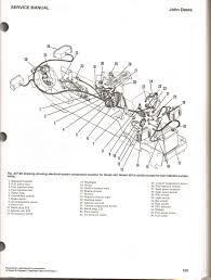 john deere 4450 wiring diagram john deere wiring schematic wiring