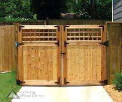 Backyard Gate Ideas Backyard Gate Large Wooden Gate Latches And Catches Expatworld Club
