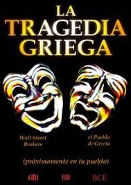 Tragedia griega, el saqueo