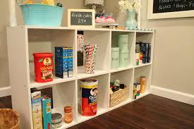 Bookshelf For Toddlers Diy Pvc Children U0027s Grocery Store Tutorial So You Think You U0027re