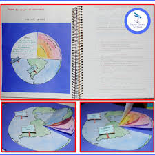 plate tectonics earth science interactive notebook plate
