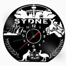 Unique Clocks by Unique Wall Clocks Archiwoo Wall Clock Laser Cut Wood