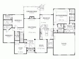 new american floor plans eplans new american house plan traditional brick ranch 2310