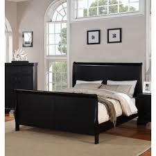 Metal Sleigh Bed Sleigh Beds You U0027ll Love Wayfair