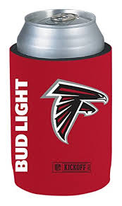 order nfl bud light cans amazon com bud light team can coolie nfl team can coolie sports