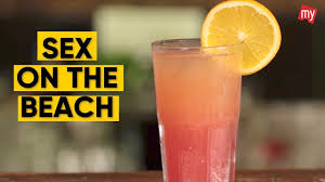 how to make on the beach on the beach recipe vodka