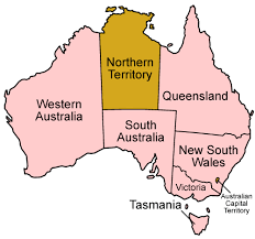 territories of australia map our country australia 4km and 4kj leopold ps