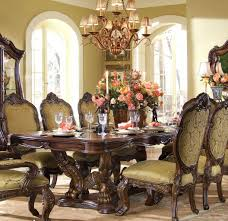 dining tables casual dining room lighting dinner table floral