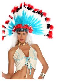 Native American Costumes Halloween Native American Headdress