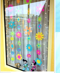 here are window decoration ideas decor iseohome