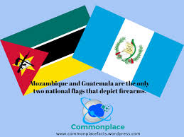 Guatemala Flag Salute The Flag And Duck For Cover U2013 Commonplace Fun Facts