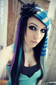 hairstyles for teen girls brown emo hairstyle and emo haircuts hairstyles for girls 2017