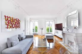 apartment on the ground floor for sale in brussels reception room