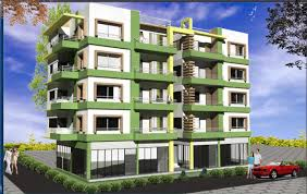 apartment building design and apartment building design by