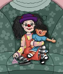 Comfy Couch Fanart Big Comfy Couch Loonette And Molly By Ronaldhennessy On