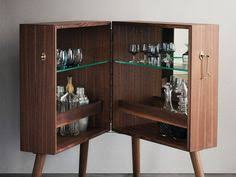 Vanguard Bar Cabinet The Oak Park Bar Cabinet Is Our Version Of A Party In A Box This