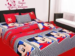 Mickey Mouse Bed Sets Beautiful Bajaj Mickey Mouse Bed Sheet At Rs 245 Micky 500