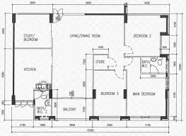 floor plans for pasir ris street 21 hdb details srx property