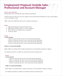 sample sales employment agreement 6 examples in pdf word